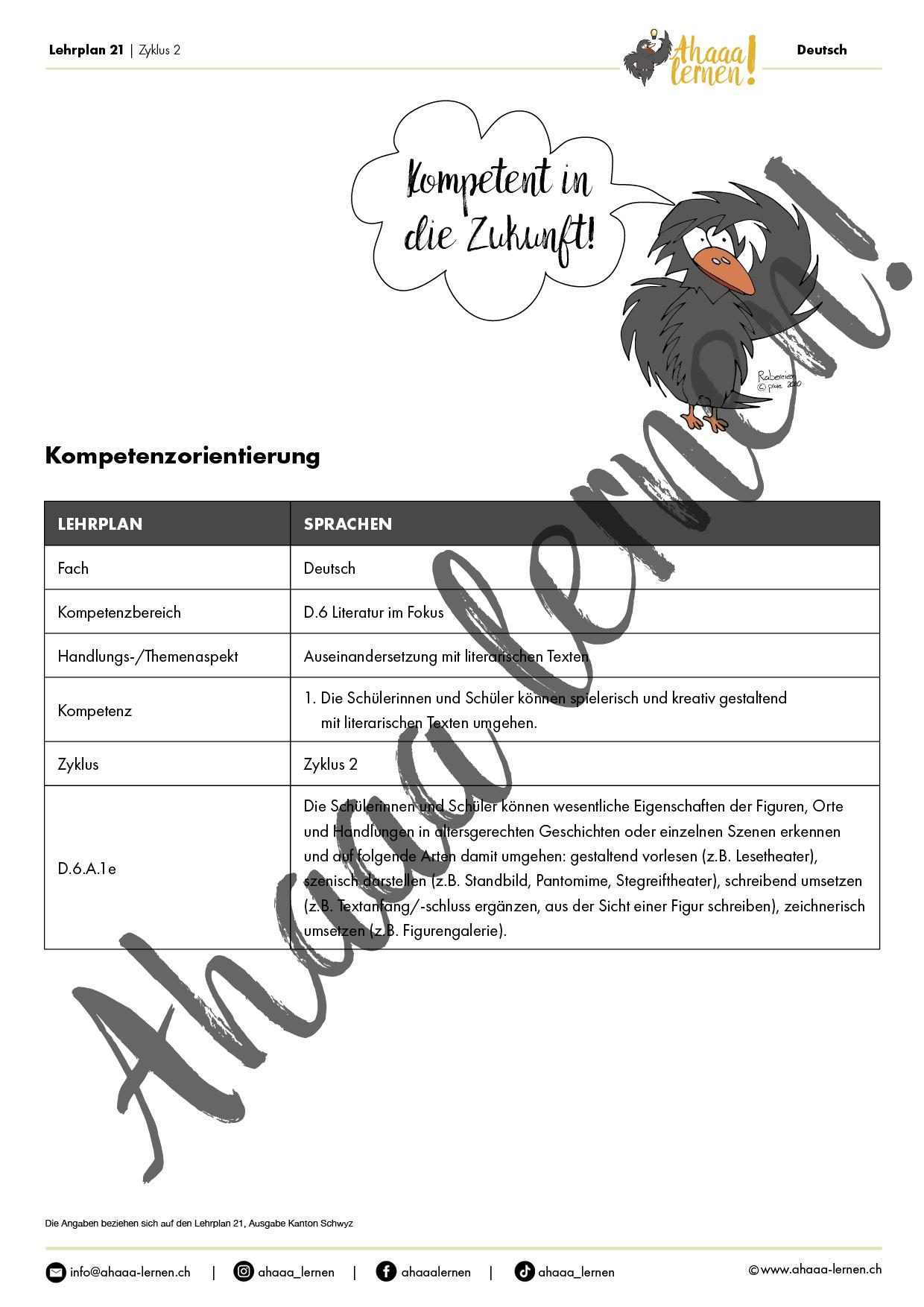 Ahnengalerie Leseübung Fürst Ludwig